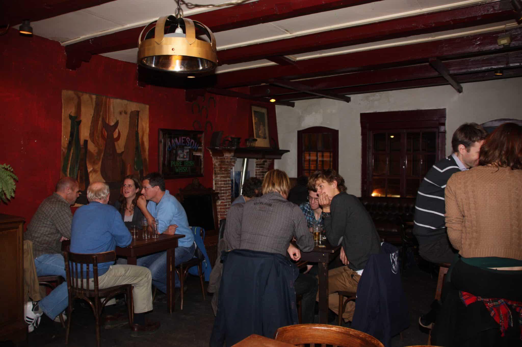Pubquiz in Leiden