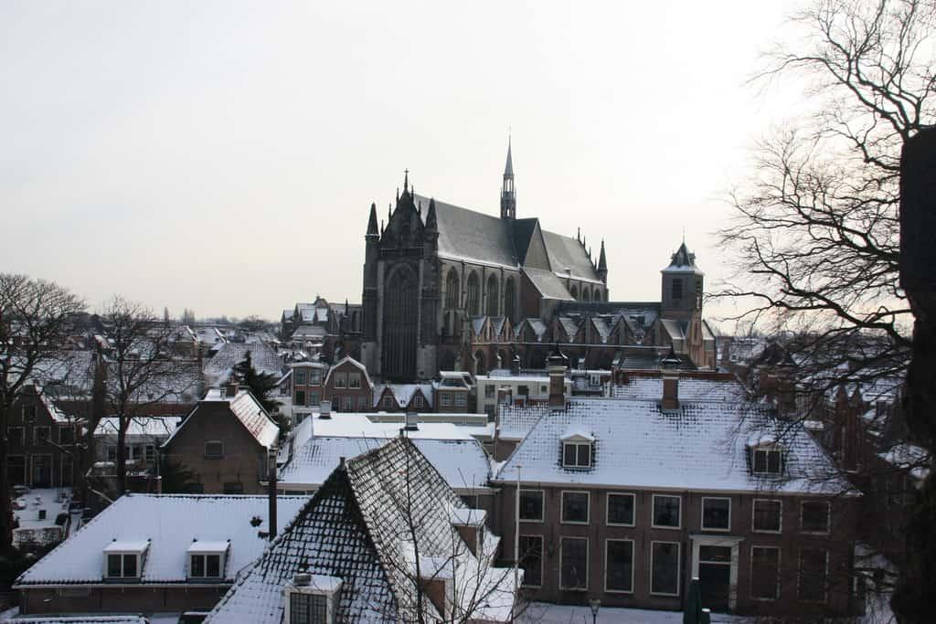 Leidse Stamptocht – stadswandeling Leiden winter