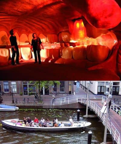 CORPUS rondvaart Leiden