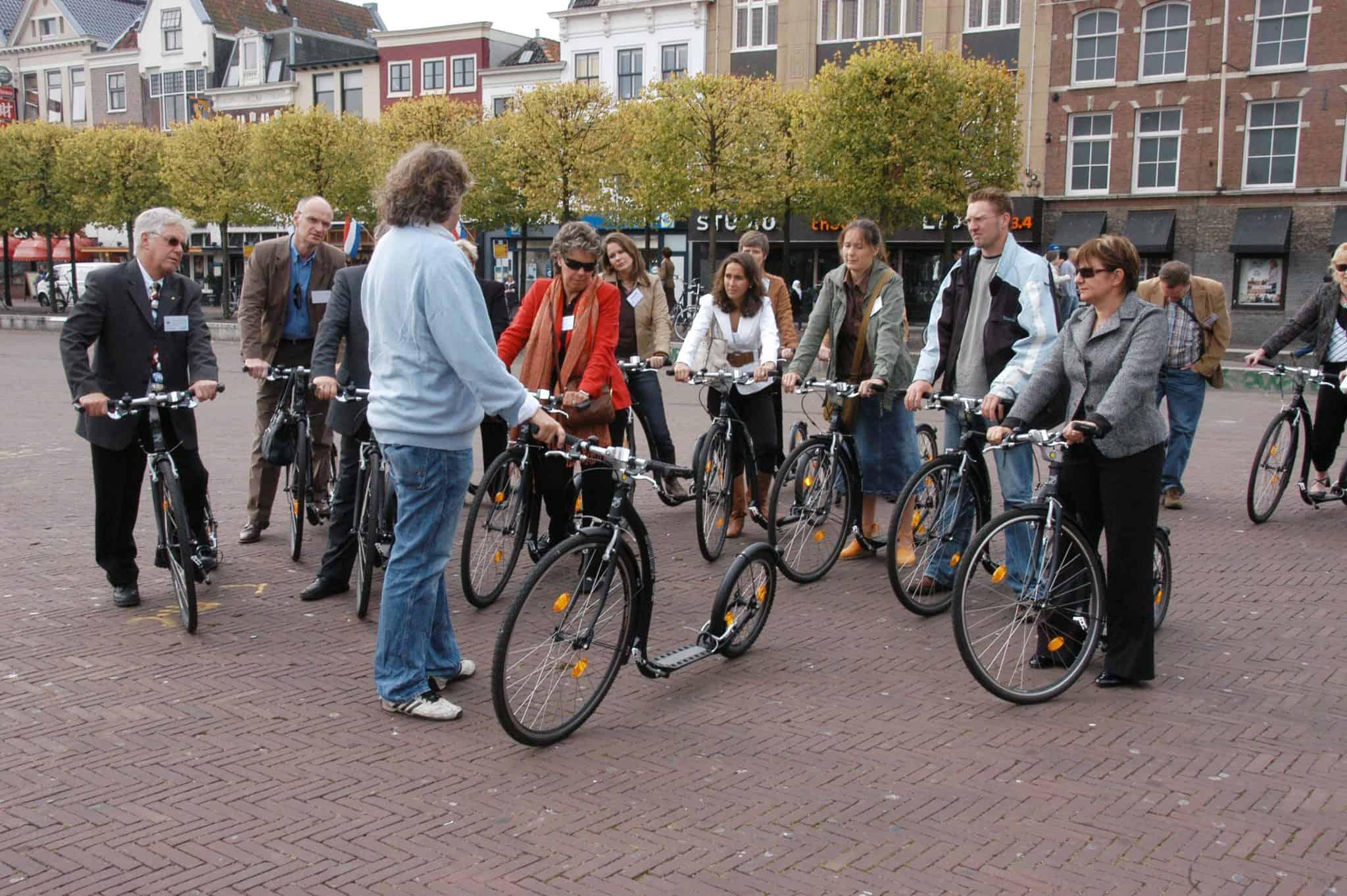 Kroegentocht op de Step met Pubquiz in Leiden