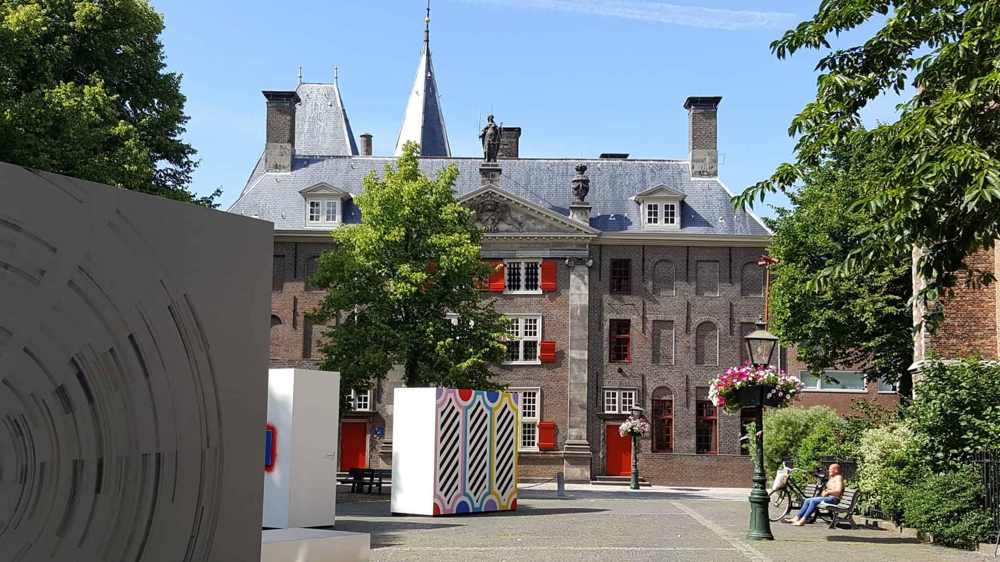 Juridische wandeling in Leiden