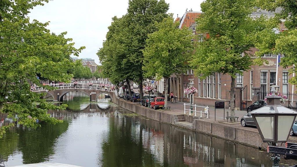 medische wandeling Leiden