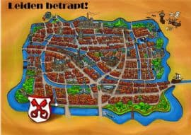 Paparazzi! in Leiden betrapt