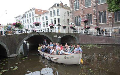 Culinaire rondvaart Leiden (Culivaart)