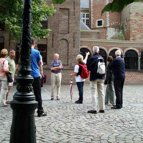 stadswandeling Leiden City Events