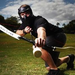 Clinic Archery Tag